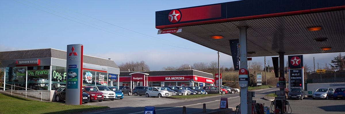 87 Home Park Service Station Plymouth