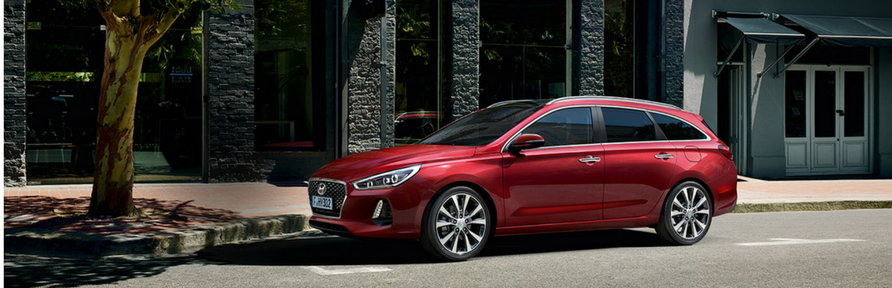 New Generation i30 Tourer