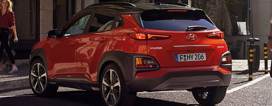 New Hyundai KONA in Plymouth, Devon
