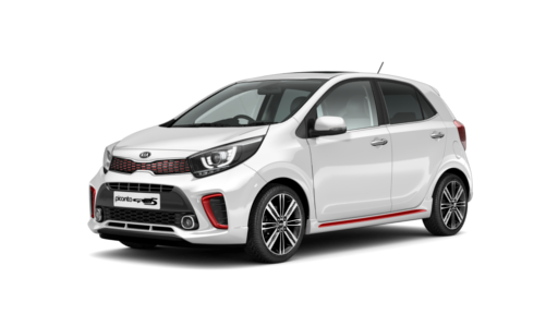 ALL-NEW PICANTO 'GT-LINE' 1.0 99BHP 5-SPEED MANUAL