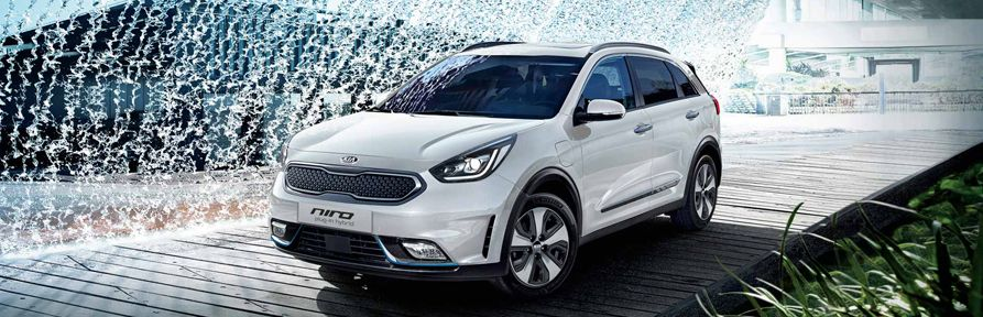 New Kia Niro Plug in Hybrid