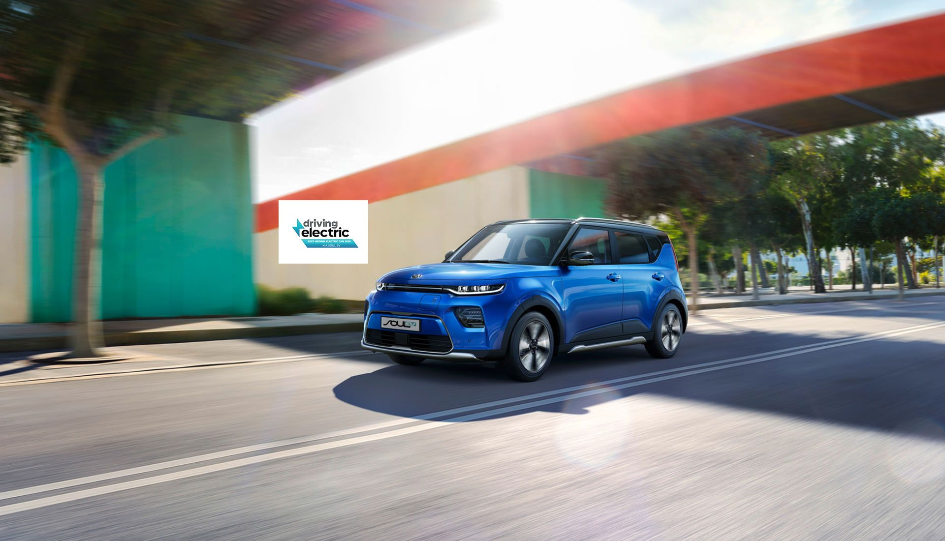 New Kia Soul EV in Plymouth, Devon